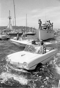 Start of the Sydney-Hobart Yacht Race, 1971