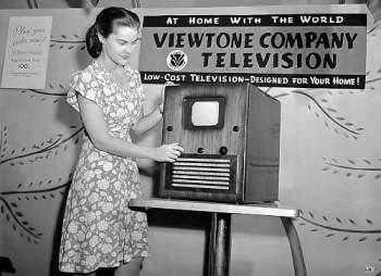 Déjà, dans les années 50, il existait des télés low-cost!